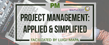 Project Management by Luigi Mapa_Banner_