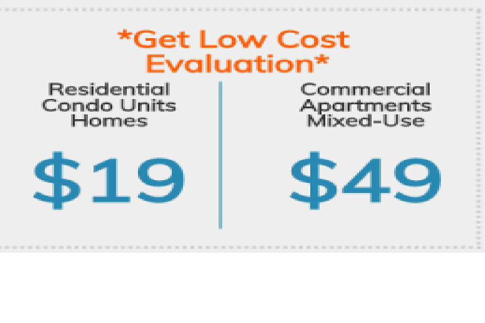 REAL ESTATE TAX MASTER EVALUATION PRICING $19 RESIDENTIAL AND $49 COMMERCIAL