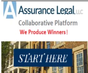 Image showing the symbol of Assurance Legall, LLC's Collaborative Platform