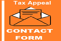 Property Tax Appeal Contact Form