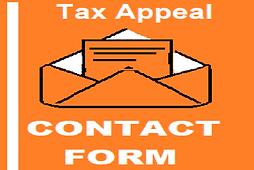 Propert Tax Appeal Contact Form