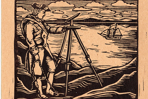 Washington the Surveyor