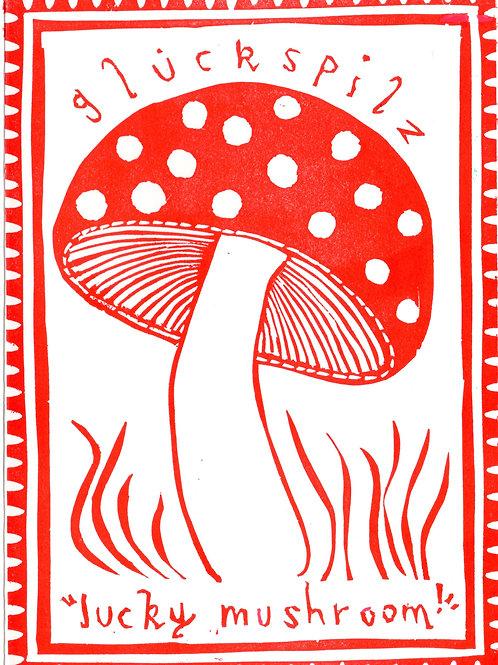 Lucky Mushroom