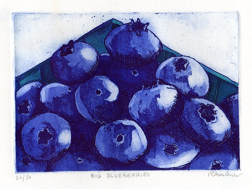 Big Blueberries