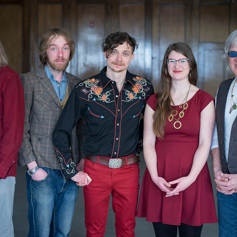 Youngtree & The Blooms: Return to the Stage