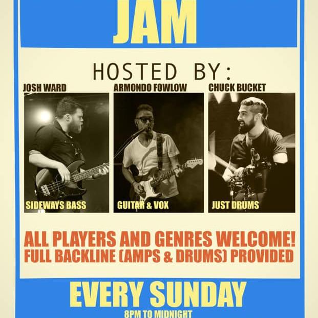 Sunday Jam Band
