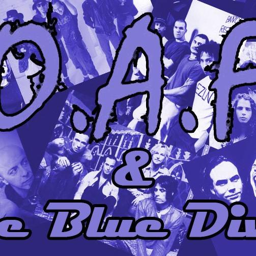 OAF & The Blue Divide