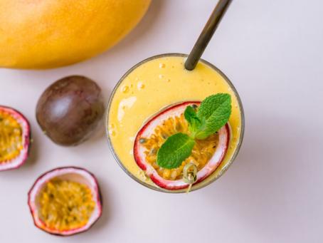 Mango-limettismoothie