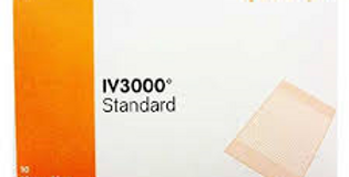 Opsite IV 3000 Skin Dress 4 x 4.75 50/Box