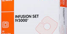 MiniMed Infusion Set IV3000 Trans Dress Film 30/Box