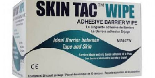 Skin Tac Wipe 50/Box