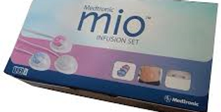 "Medtronic MiniMed MIO 6mm 23"" Pink/Paradigm 10/Box"