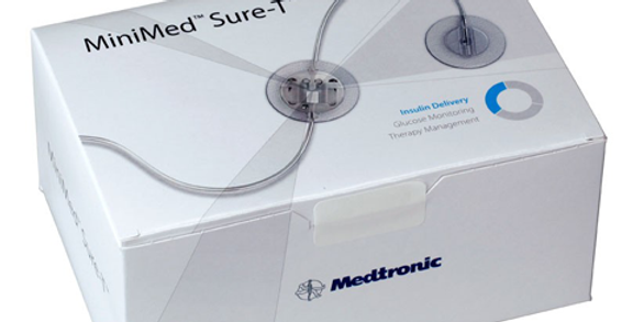 "Medtronic MiniMed Sure-T 29G 6mm 18"" Paradigm 10/Box"