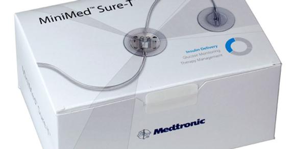 "Medtronic MiniMed Sure-T 6mm 23"" 10/Box"