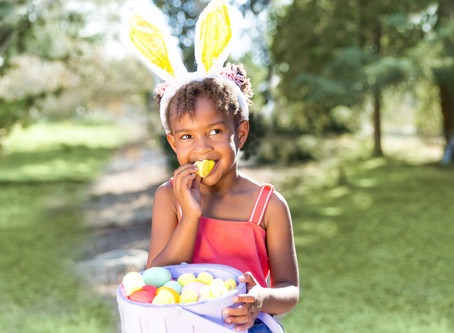 A Tisket-a-Tasket:  What to put in the Easter Basket?