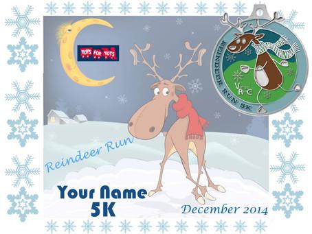 Reindeer Run (Event Closed)