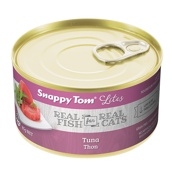 Snappy Tom Lites Tuna