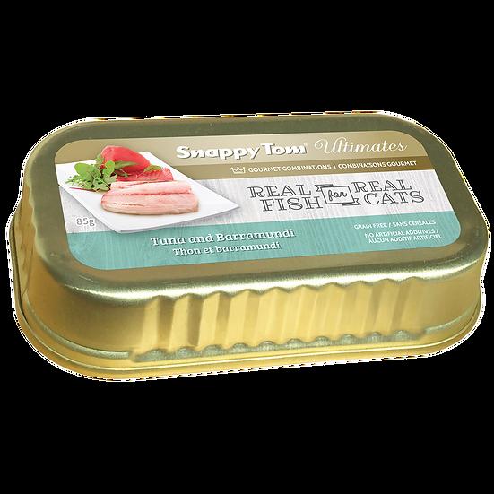 (Retail) Snappy Tom Ultimate Tuna and Barramundi