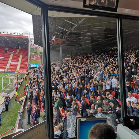"Observing super-recognisers and body worn camera use at Charlton vs. Leeds United for ""Kick it out"""
