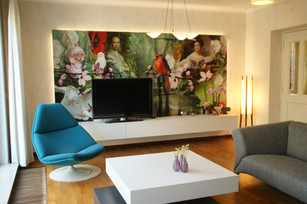 maatwerk tv meubel en salontafel