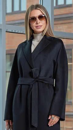 Пальто A&I Чёрный_032