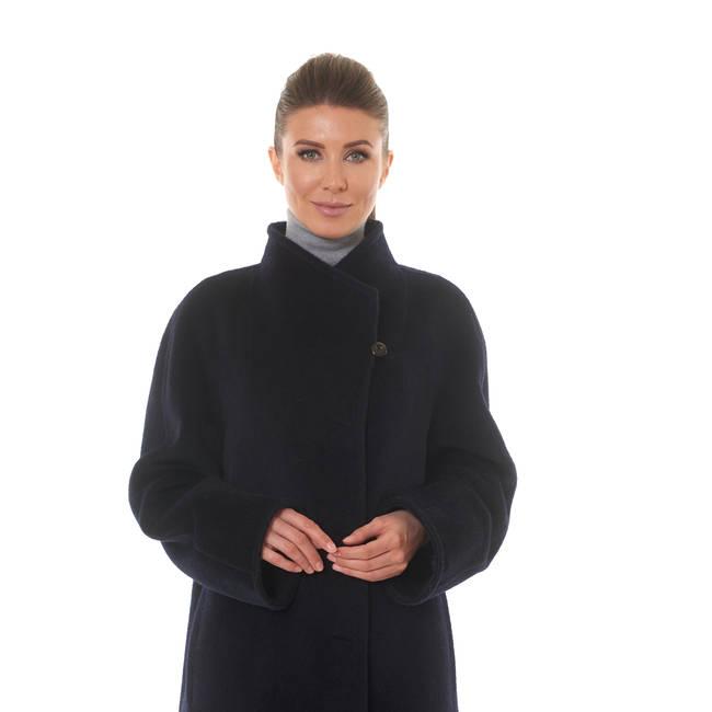 Пальто A&I, Тёмно-синий