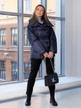 Женская куртка A&I синего цвета 2029