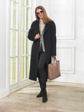 Пальто A&I, Чёрное