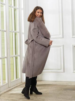 Женское Пальто A&I, Светло-серый