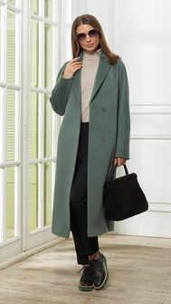 Пальто A&I, Зелёное