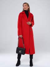 Пальто A&I. 038_Красный