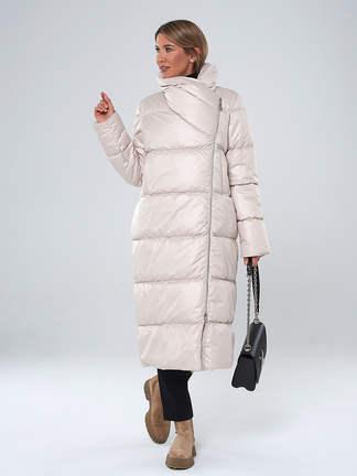 Пальто A&I. 2124_Жемчужный