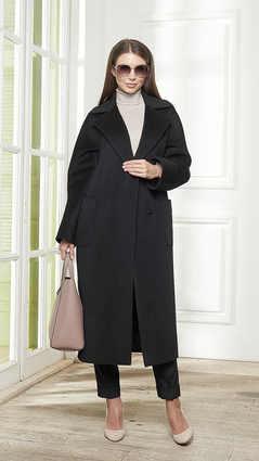 Пальто A&I, Чёрный