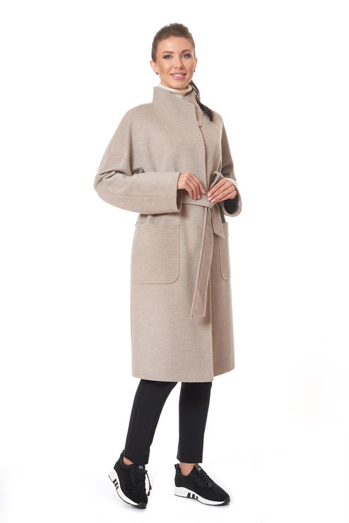 Пальто A&I. 014_Бежевый