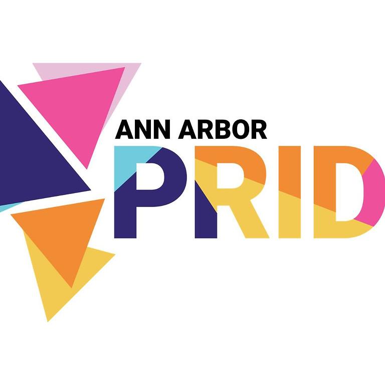Ann Arbor Pride: A Virtual Celebration 2021