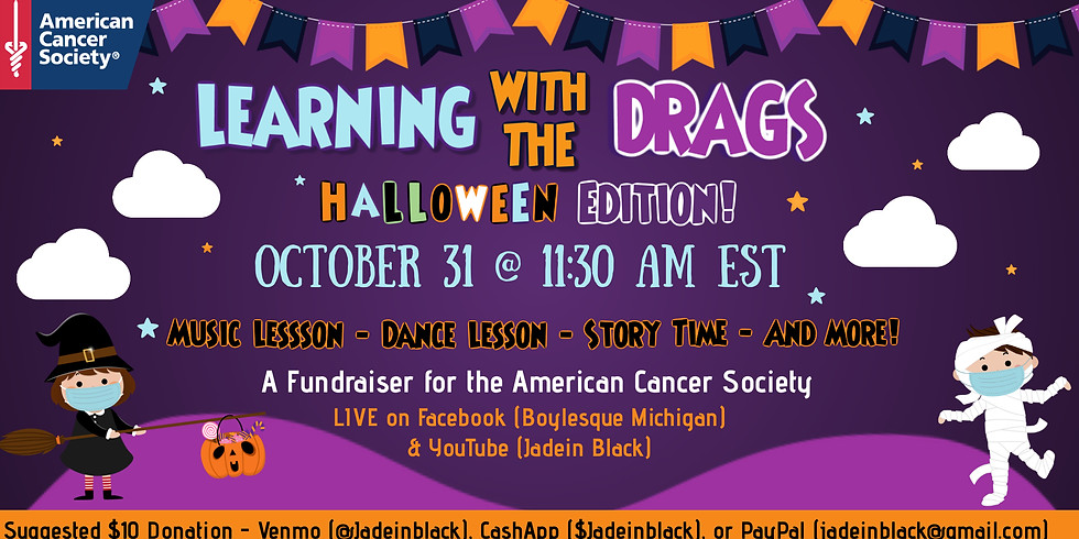 Family Friendly Drag Show & Story Time
