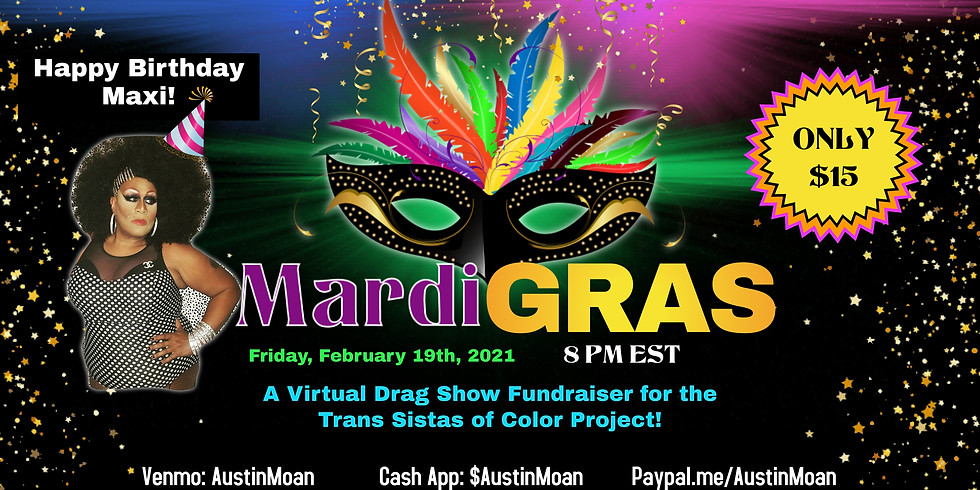Boylesque Drag Presents: A Virtual Drag Show for Trans Sistas of Color Project