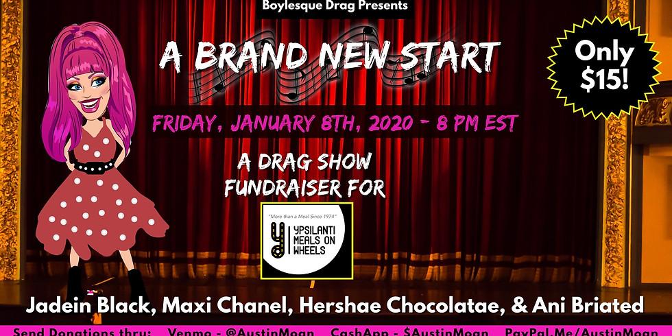 Boylesque Presents: Drag Show for Ypsilanti Meals on Wheels