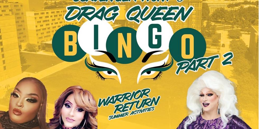 Drag Bingo at Wayne State University