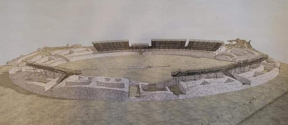 Alin Țambă: S-a emis autorizația de construire la Amfiteatrul Ulpia Traiana Sarmizegetusa