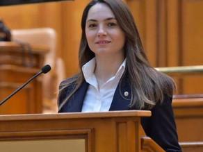 Decizie soc pe scena politică hunedoreana: Ana Maria Gavrila părăsește AUR