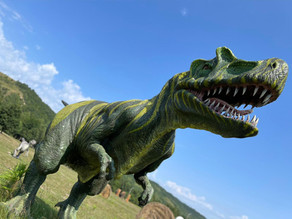 Avem Dino Land în Hunedoara! (VIDEO)