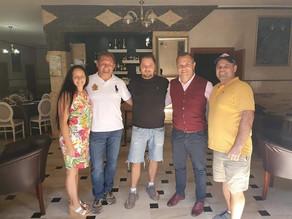 Continental Berries și Dino World Transylvania și-au dat mâna pentru un parteneriat turistic