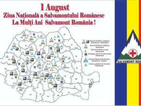 Salvamont România împlinește, astăzi, 52 de ani de existență