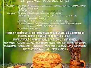 Festivalul Placintelor Pădurenești, ediția a 2 a, 7-8 august în Poiana Rachițelii. Vezi programul