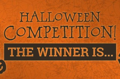 2020 Halloween Contest Winners