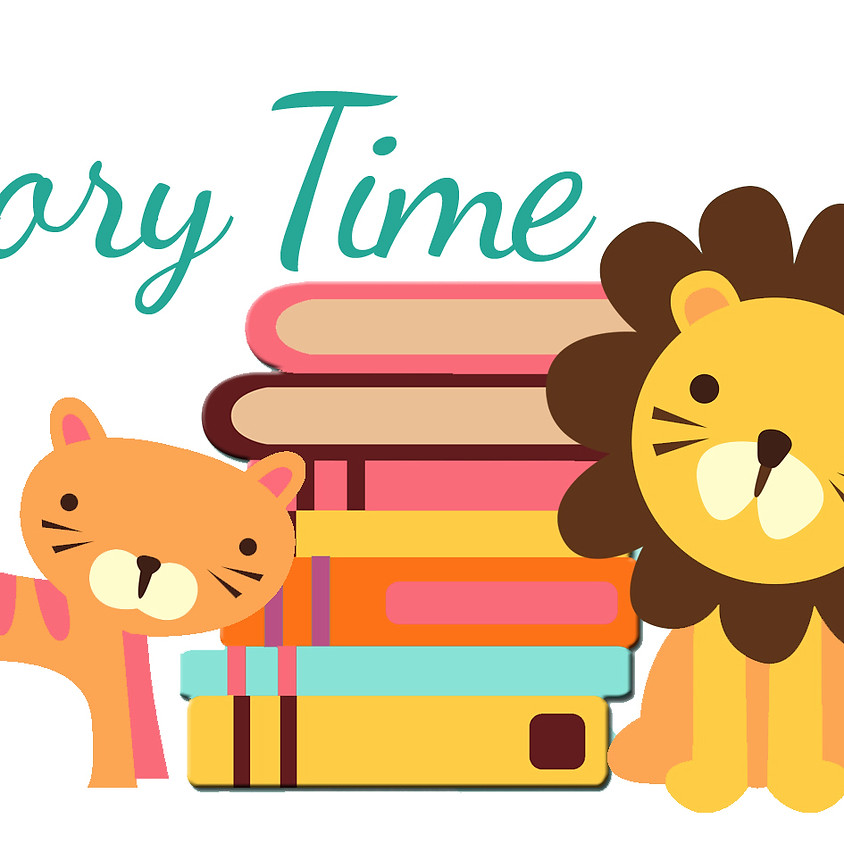 First Thing's First Story Time @ CRIT Library