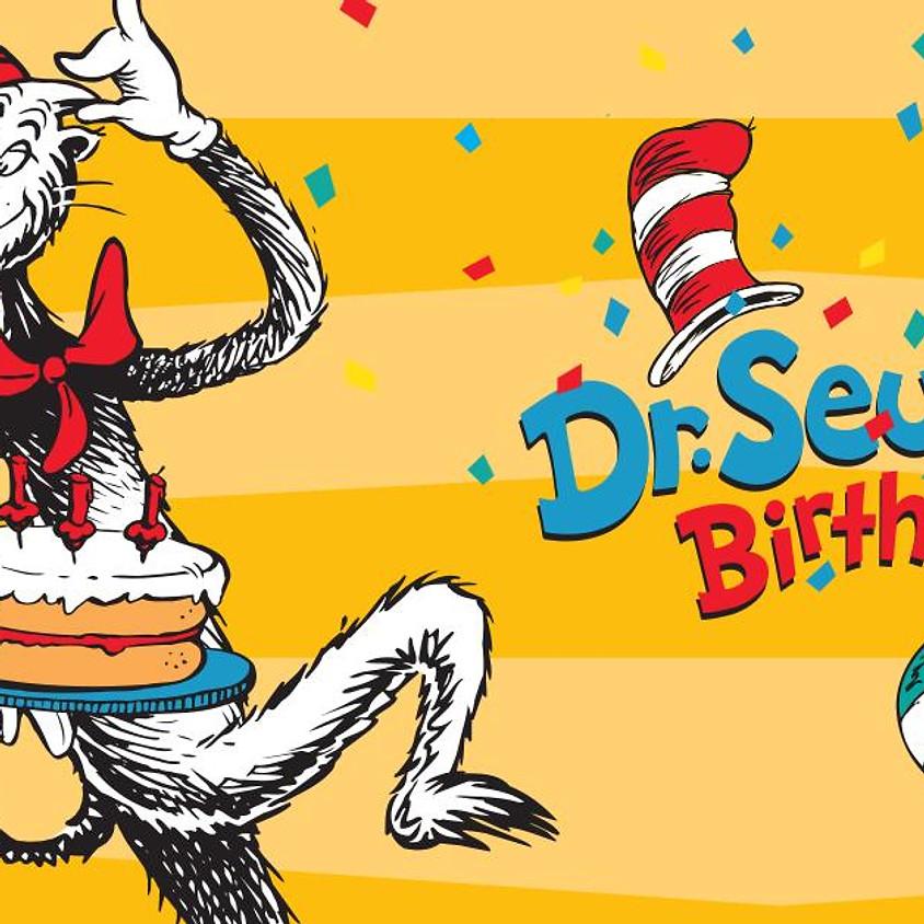 5th Annual Dr.Seuss Birthday Celebration