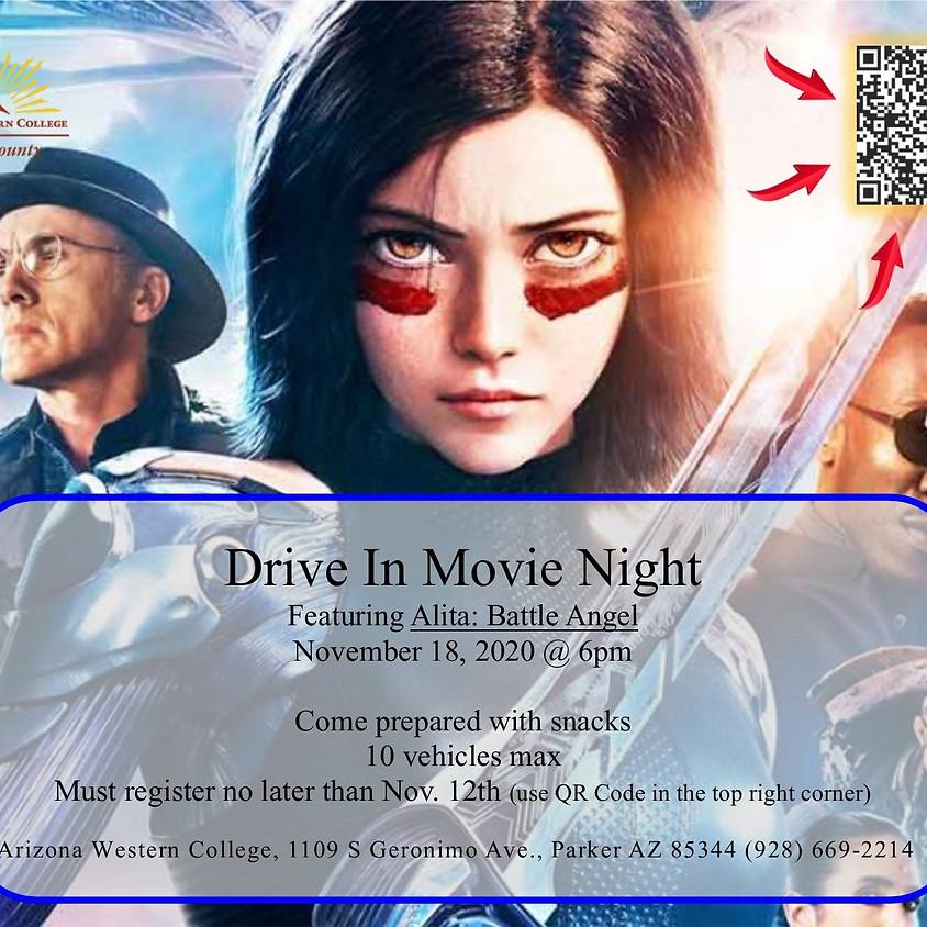 Drive in Movie Night @ AWC