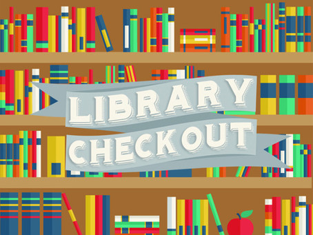 Library Books and DVDs Available for Checkout Request